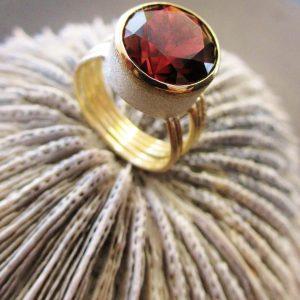 Turmalin-Ring