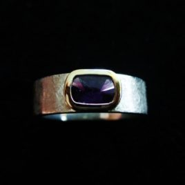 Ametyhst – Ring