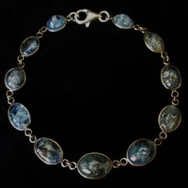 Saphir-Armband