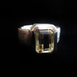 Scapolith-Ring