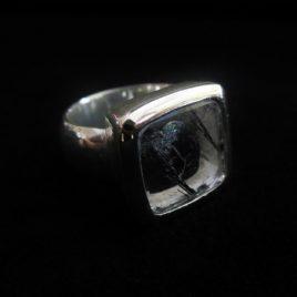 Turmalinquarz – Ring
