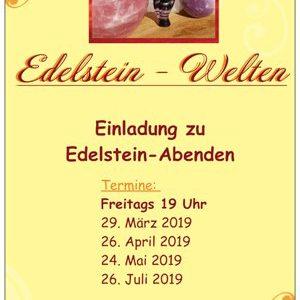 Edelstein-Abende