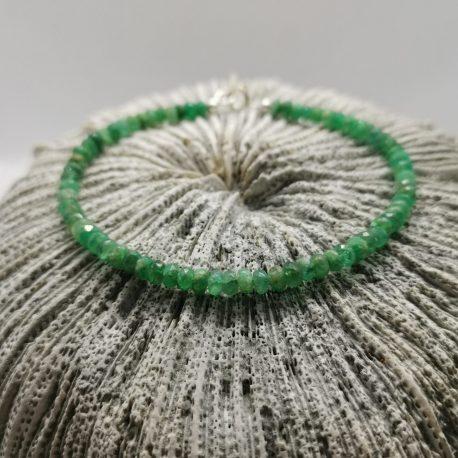 Smaragd-Armband